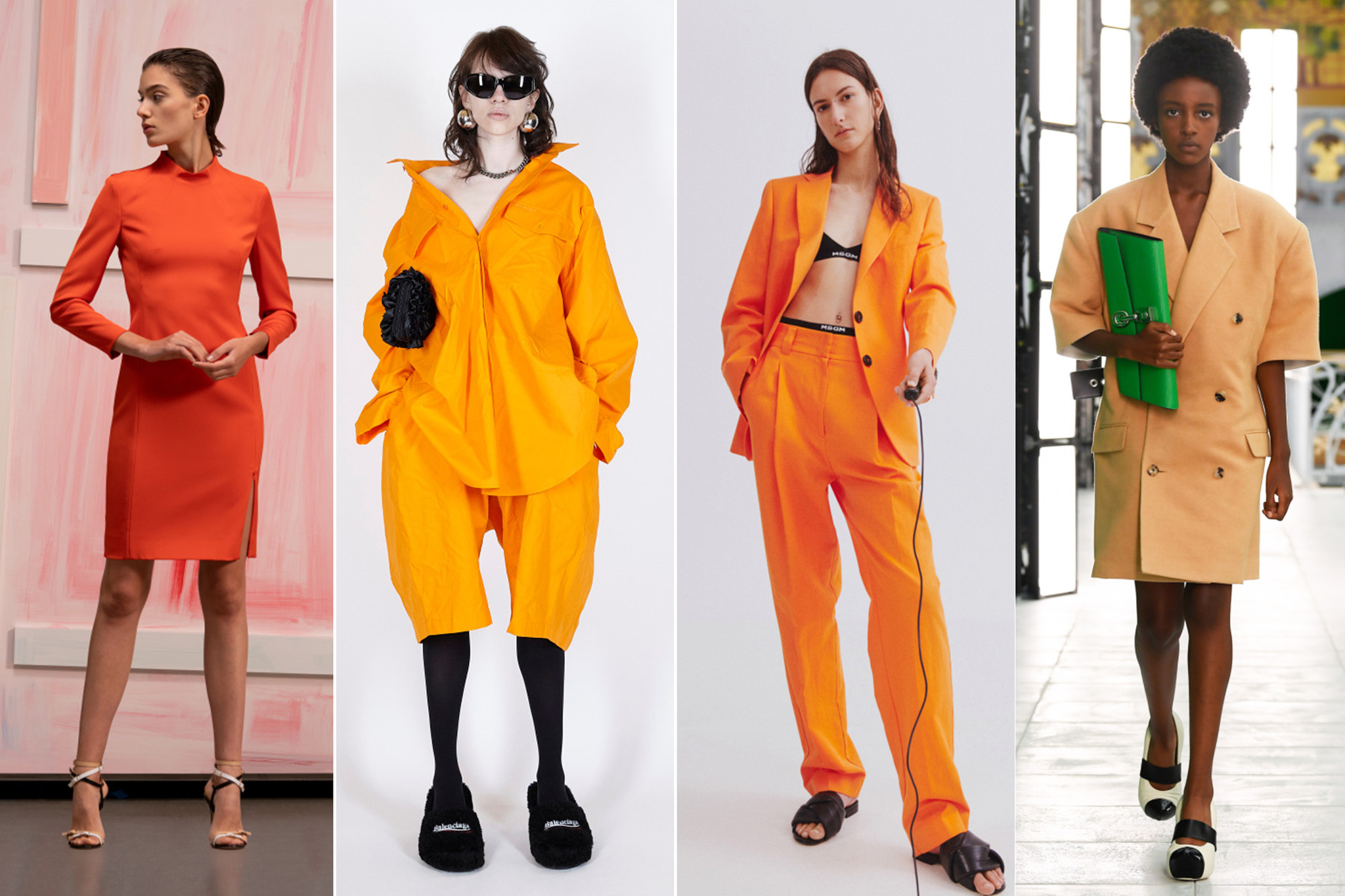 The 8 Biggest Spring 8 Fashion Trends From Europe [PHOTOS] – WWD