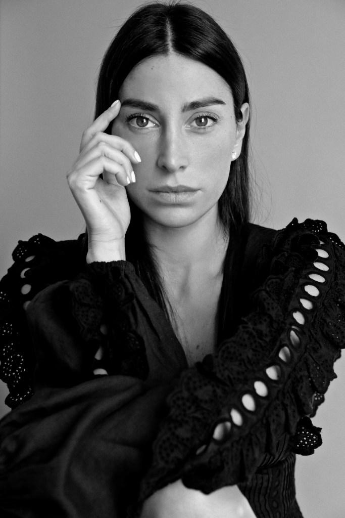 Wandering creative director Giorgia Gabriele