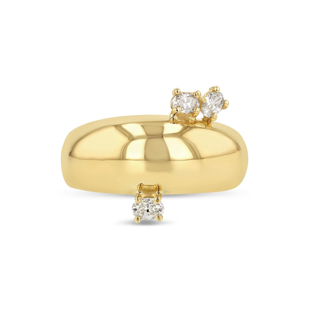Grace Lee Demi collection ring.
