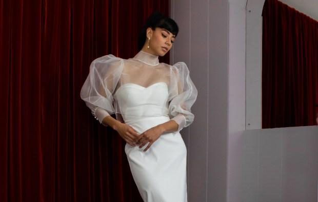 Halfpenny London Bridal Spring 2021