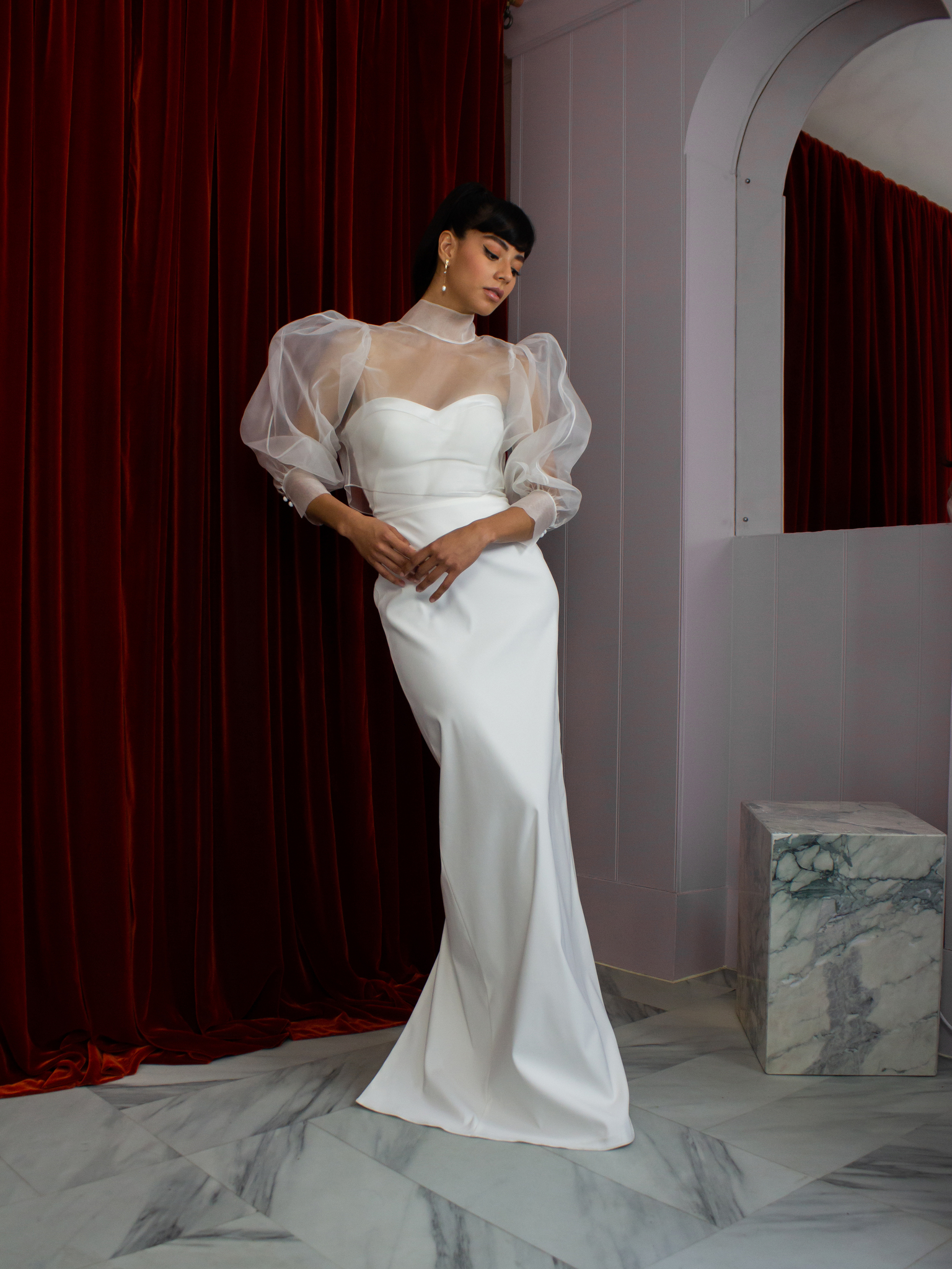 Halfpenny London Bridal Spring 2021