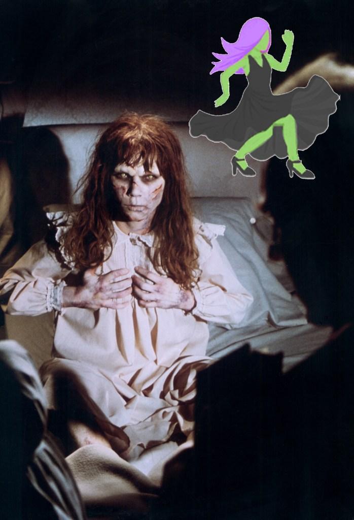 THE EXORCIST, Linda Blair, 1973. (c) Warner Bros./ Courtesy: Everett Collection.