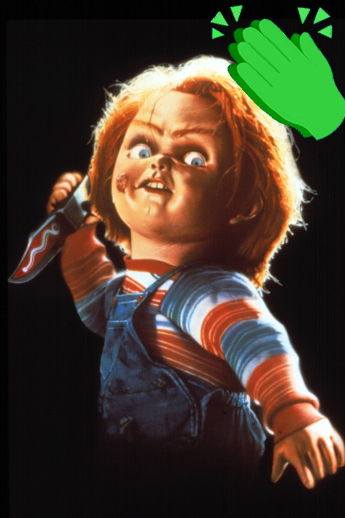 CHILD'S PLAY, Chucky, 1988, (c) United Artists/courtesy Everett Collection