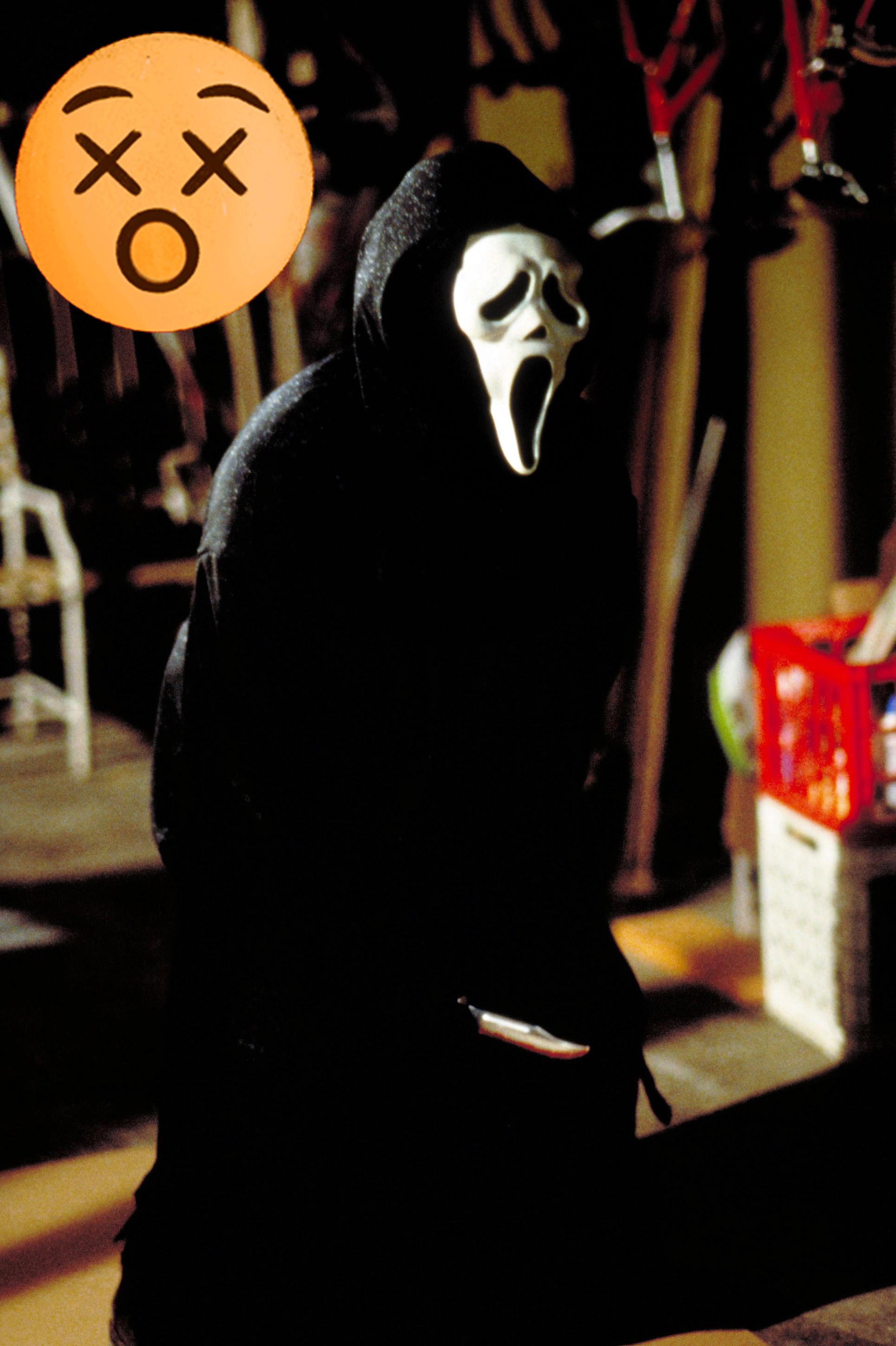 SCREAM, 1996, © Dimension Films/courtesy Everett Collection