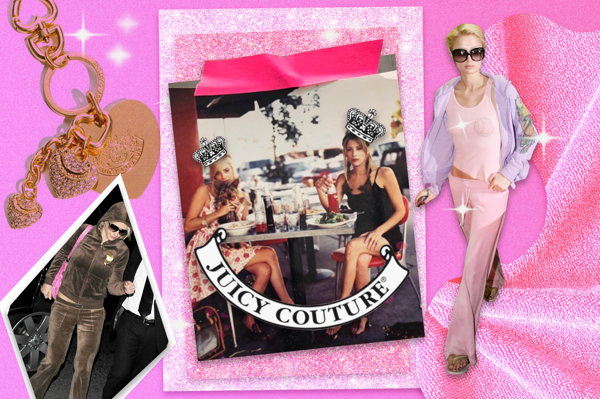 Juicy Couture's founders Gela Nash-Taylor and Pamela Skaist-Levy speak with WWD to mark the brand's 25th anniversary.