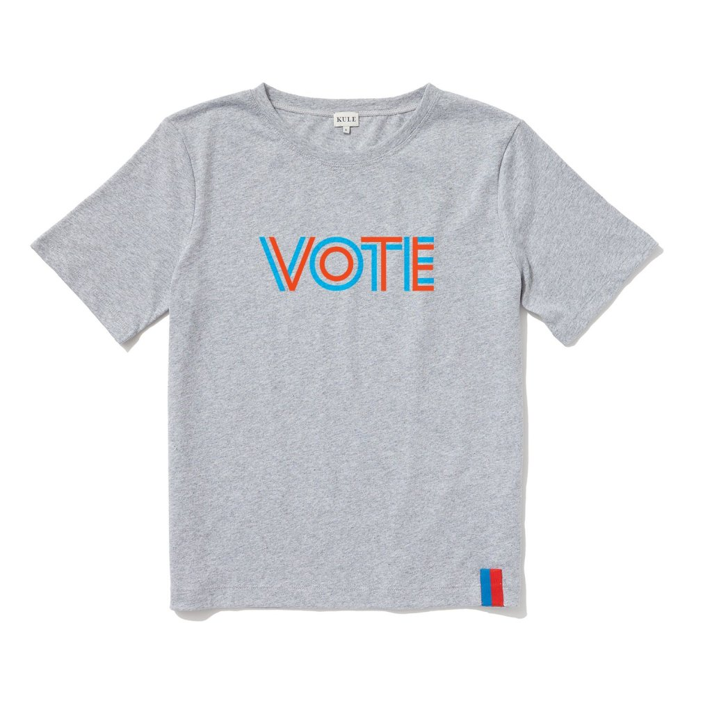 Kule vote T-shirt.
