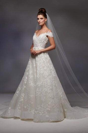 Lazaro Bridal Spring 2021