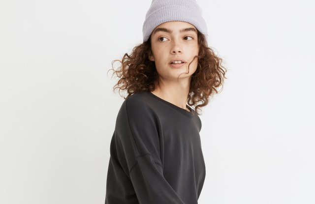 Ath-leisure from Madewell's new MWL line.