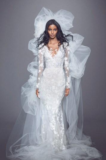 Marchesa Bridal Spring 2021
