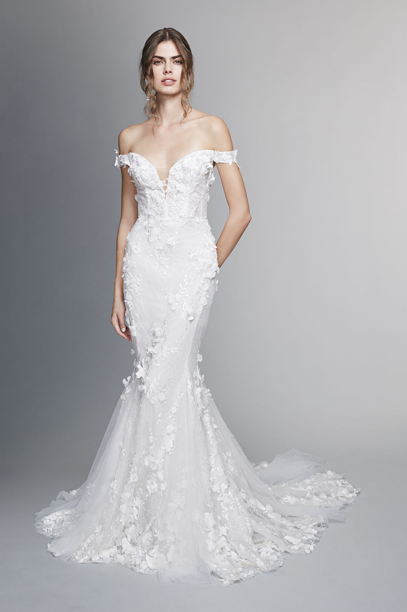 Marchesa Notte Bridal Fall 2021