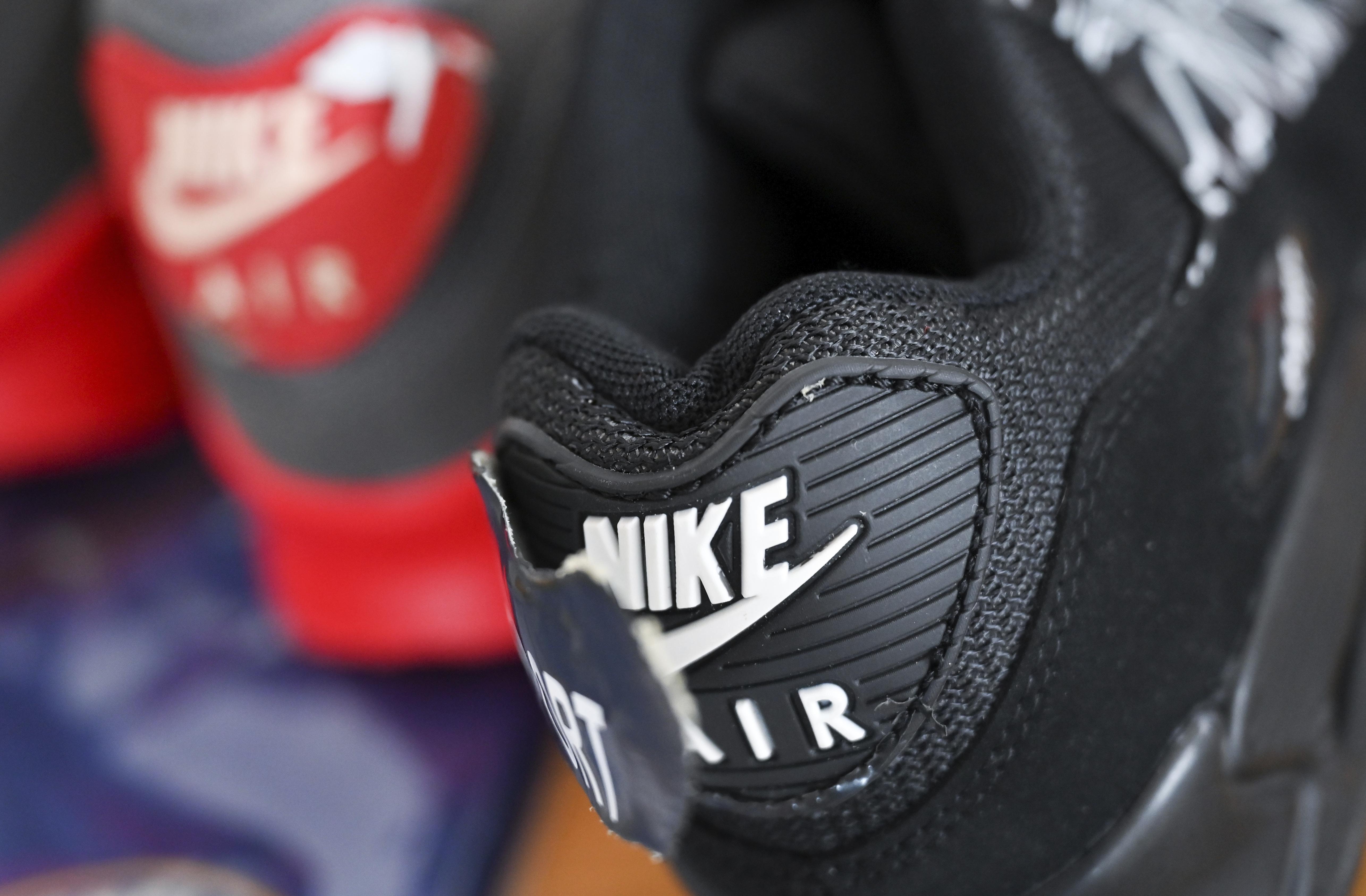 Nike counterfeits