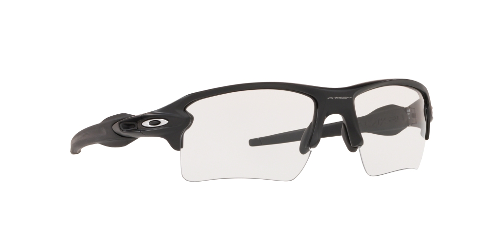 Oakley's new performance clear lens glasses, that block both blue light and UV Rays