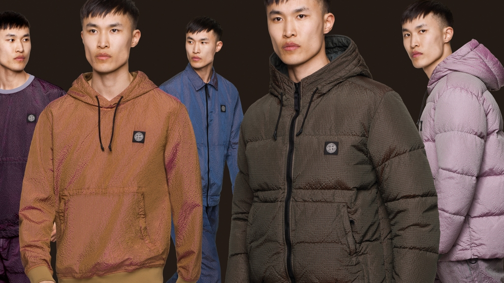 Stone Island Fall 2021 collection