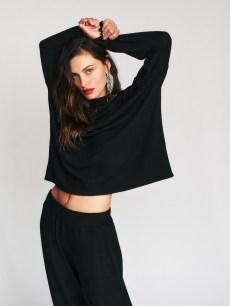 Actress Phoebe Tonkin Launches Loungewear Brand