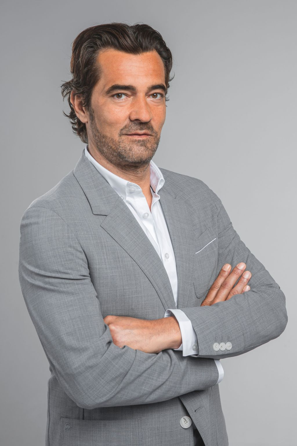 Thierry Guibert has been named CEO of Maus Freres