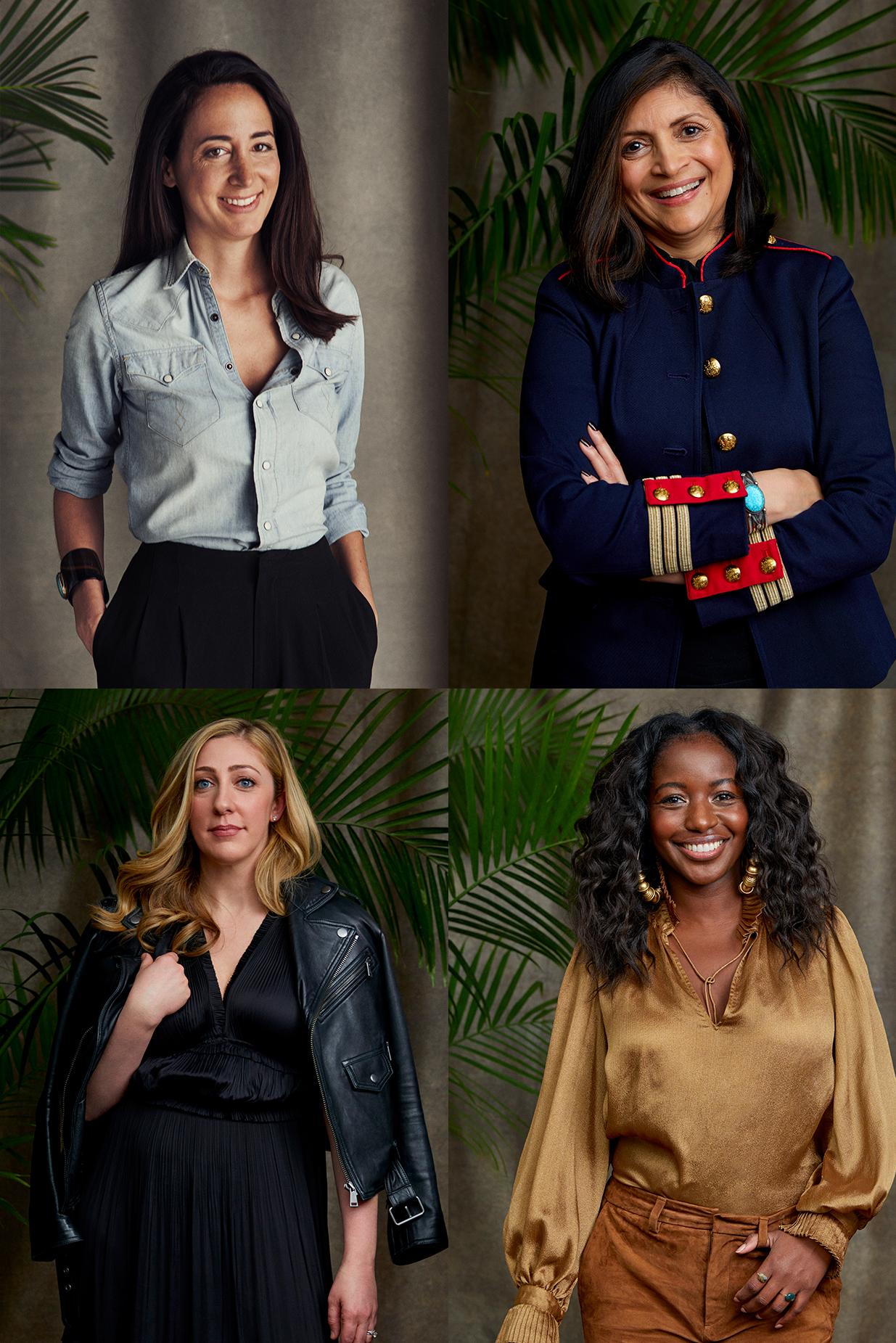 Ralph Lauren International Women's Day Campaign images of women