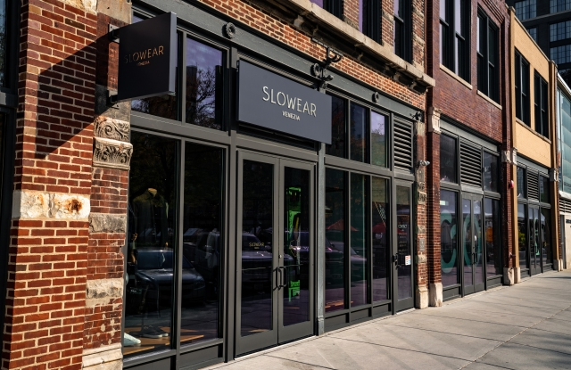 The Slowear's store in Chicago.