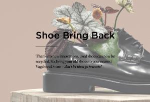 Vagabond, shoes, leather goods, takeback