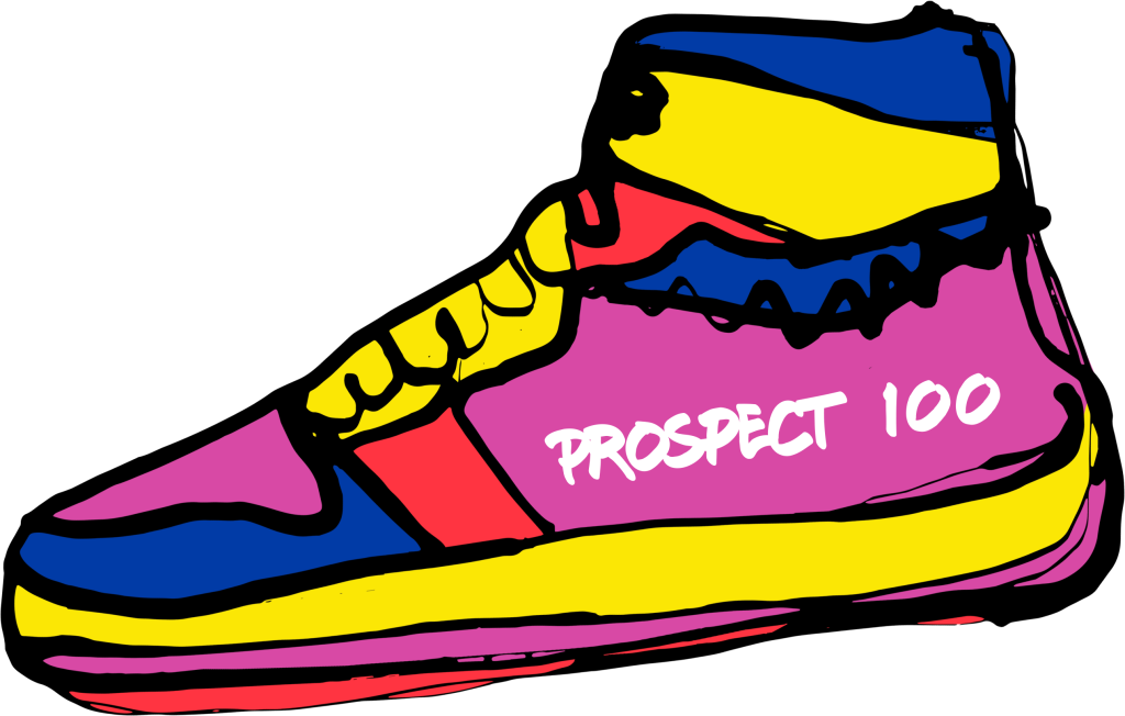 Project 100 sneaker design competition