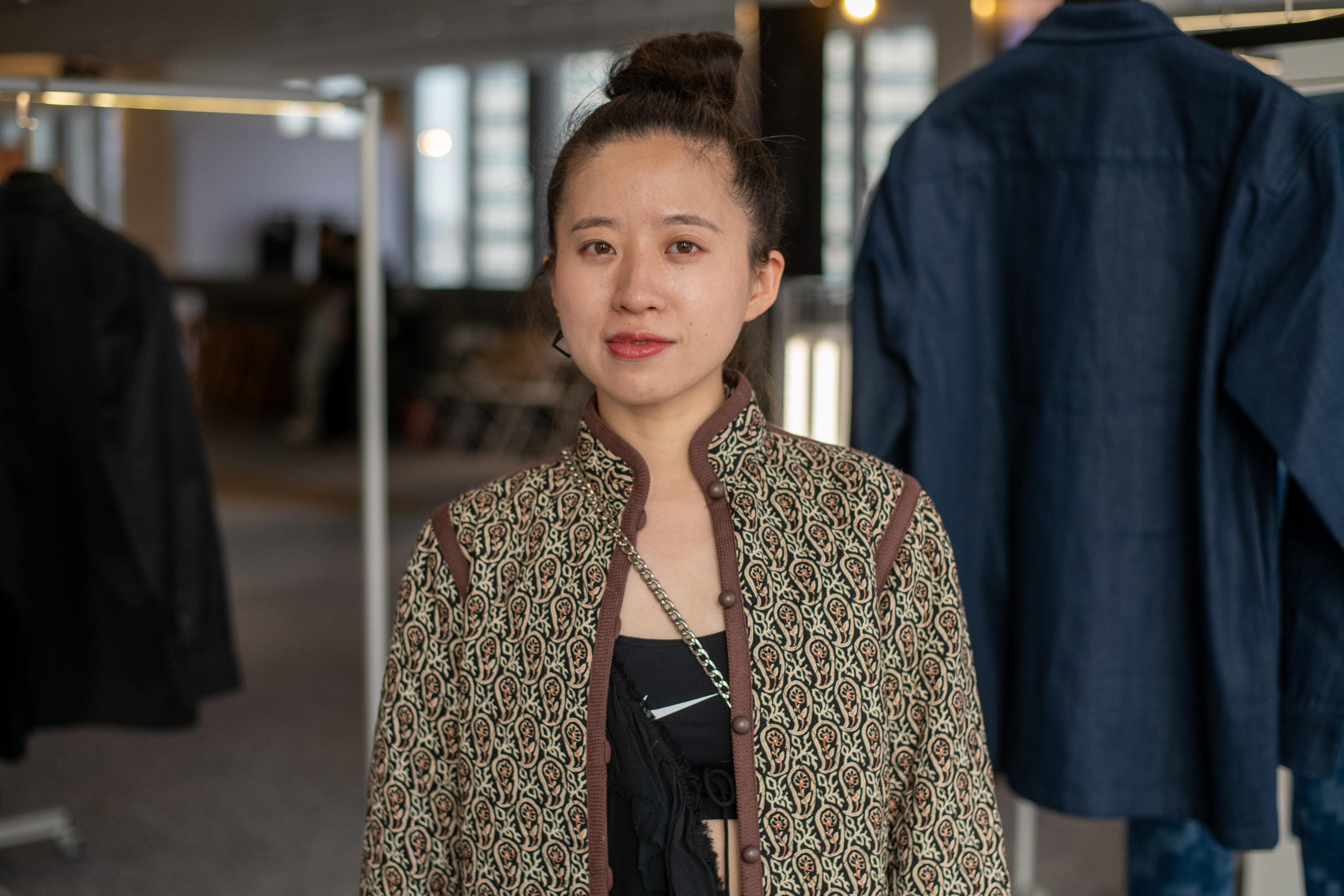 تشا لیو ، بنیانگذار Labelhood.