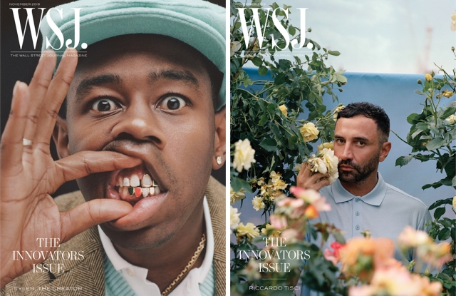 WSJ. Magazine Reduces Print Frequency, Hosts First Virtual Innovators Awards