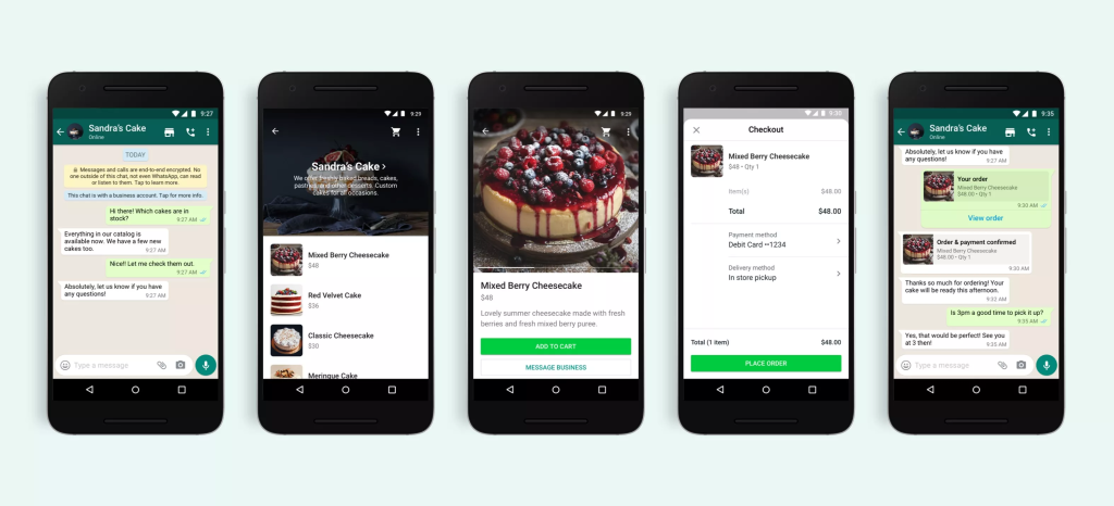 Changes are coming to WhatsApp to enable more shopping.