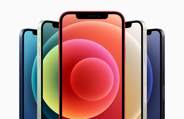 Apple's iPhone 12.