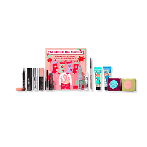 Benefit Cosmetics The More The Merrier Makeup Holiday Advent Calendar Set