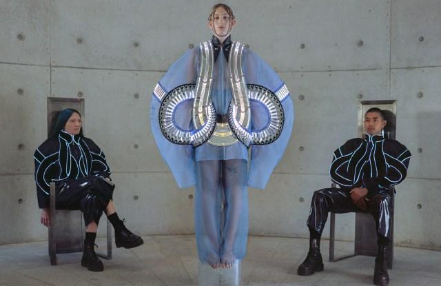 Clara Daguin's Triptych