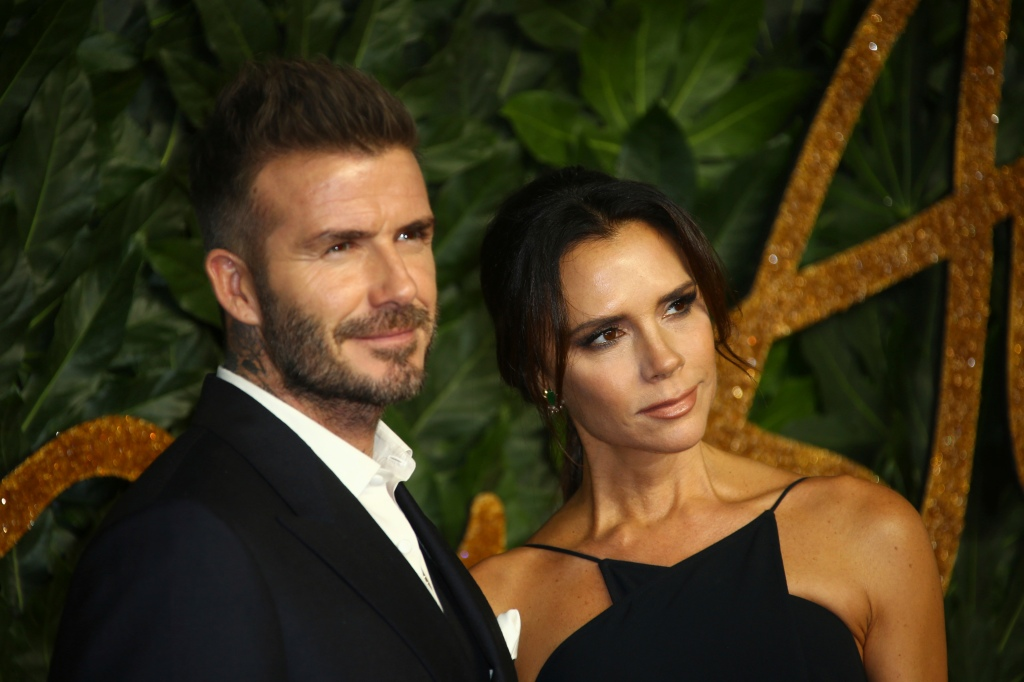 David and Victoria Beckham Netflix Documentary