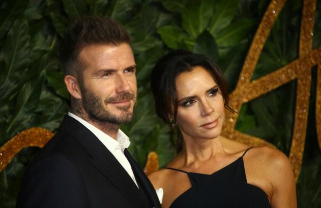 David and Victoria Beckham Netflix Documentary