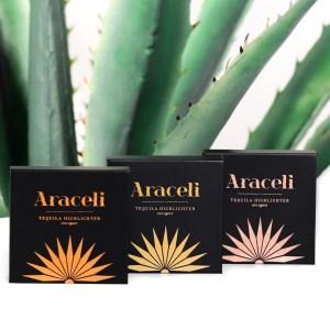 Araceli Beauty Tequila HIghlighters