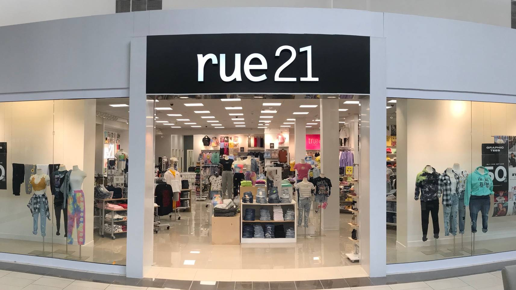 The Rue21 store in Tyler, Texas.
