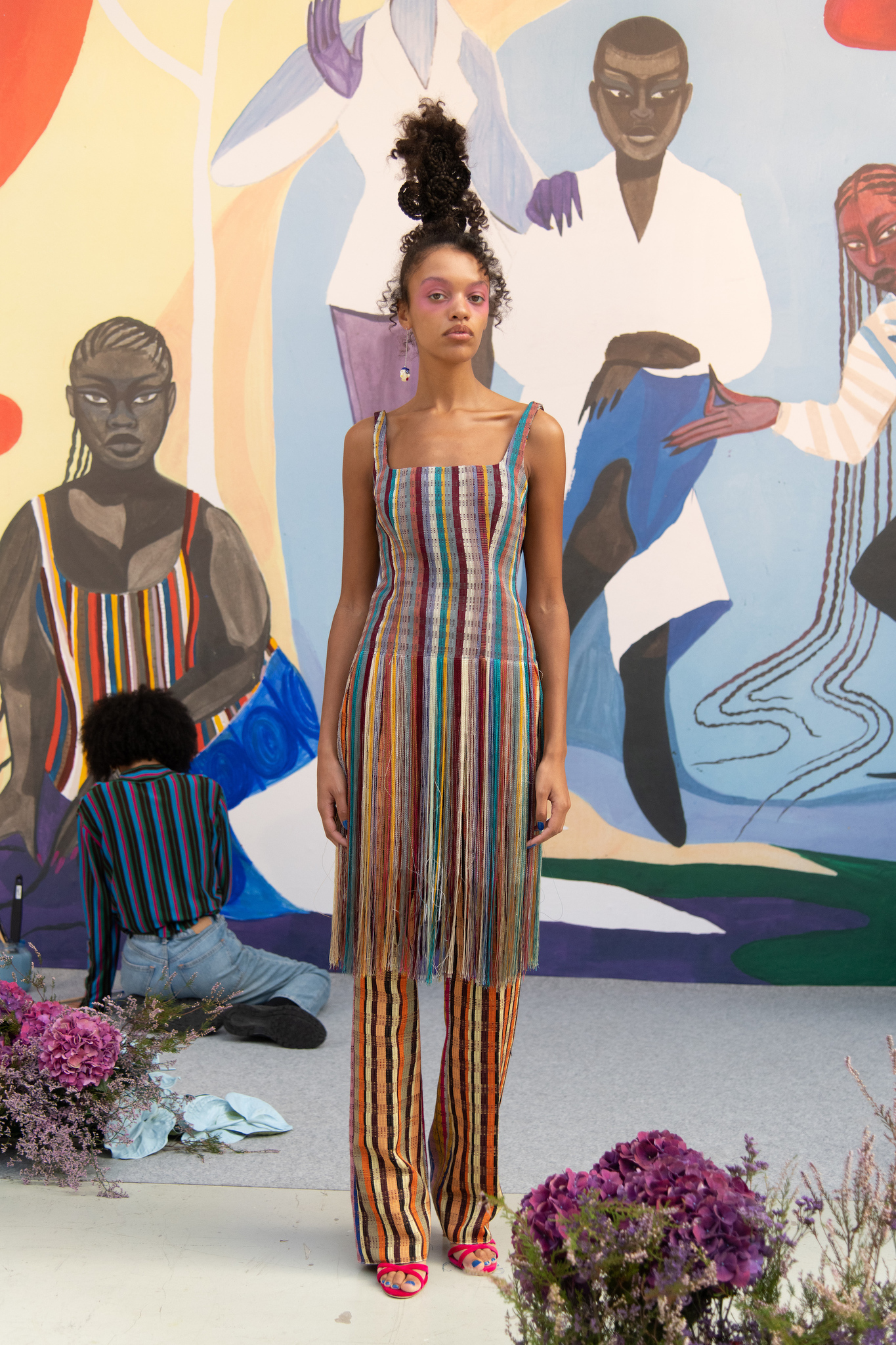 Kenneth Ize RTW Spring 2021
