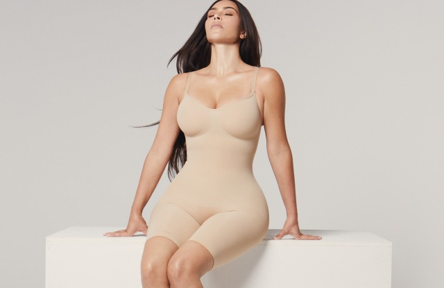 Kim Kardashian West shot by Vanessa Beecroft for Selfridges