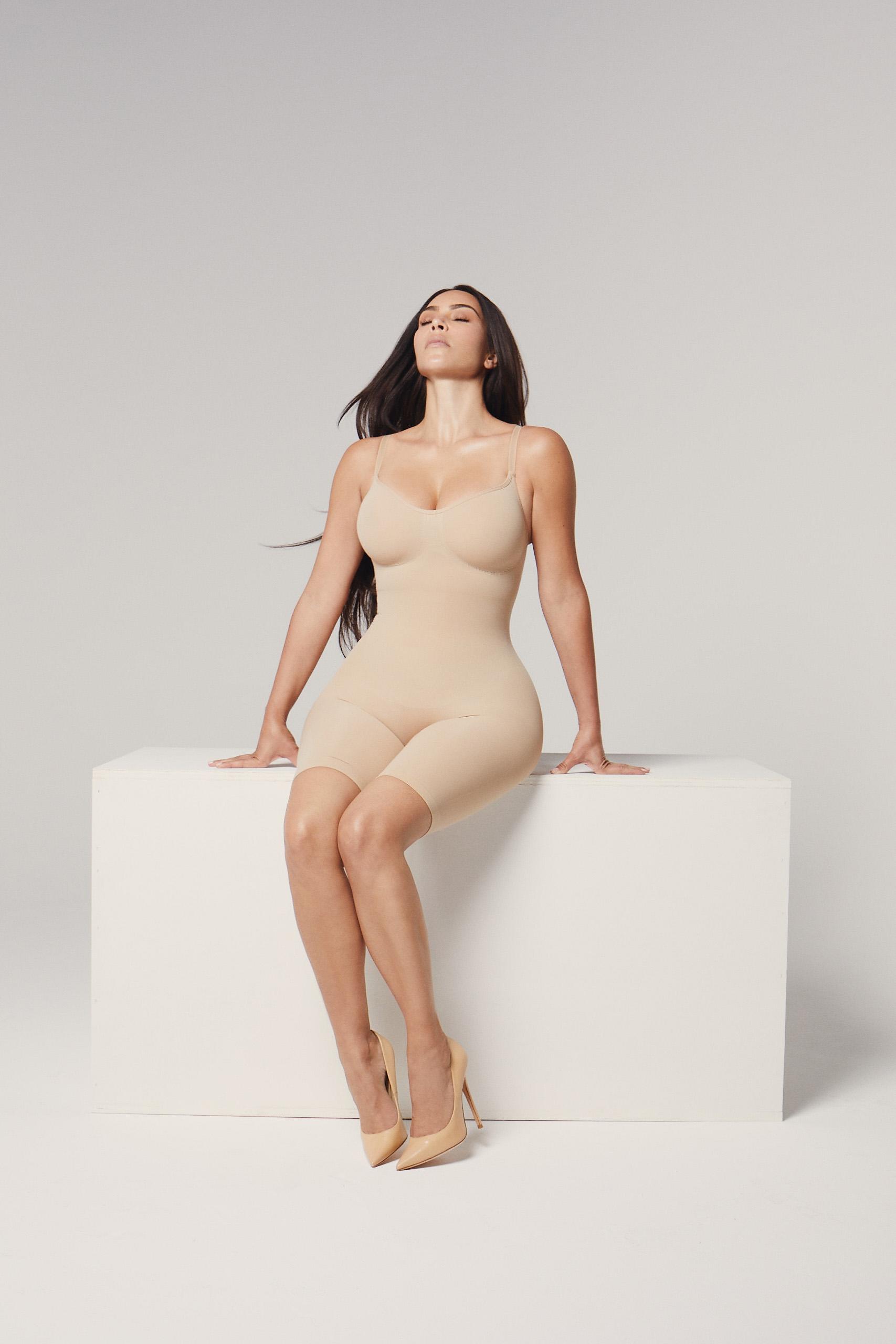 Kim Kardashian West shot by Vanessa Beecroft for Selfridges