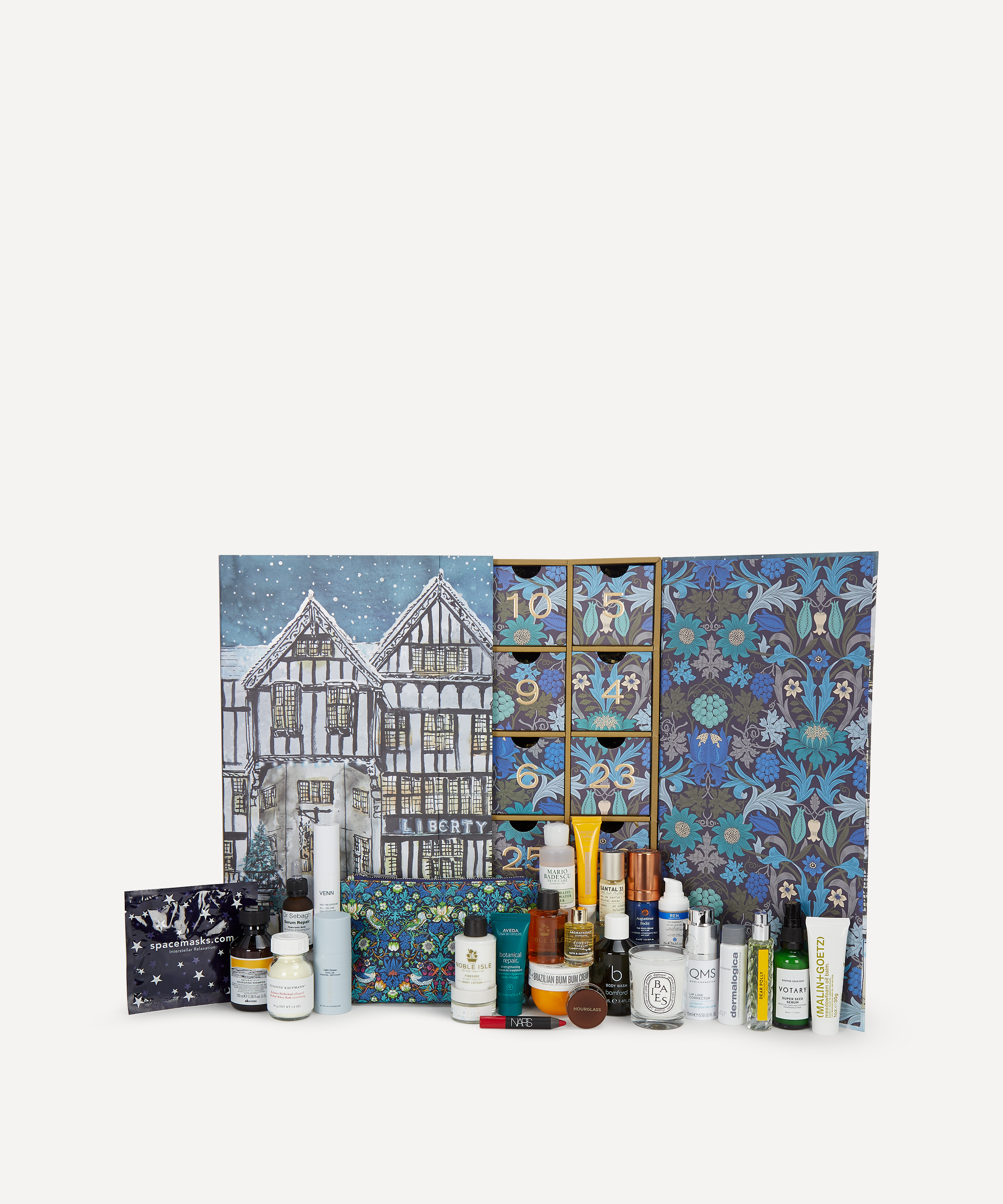 The Liberty Beauty Advent Calendar