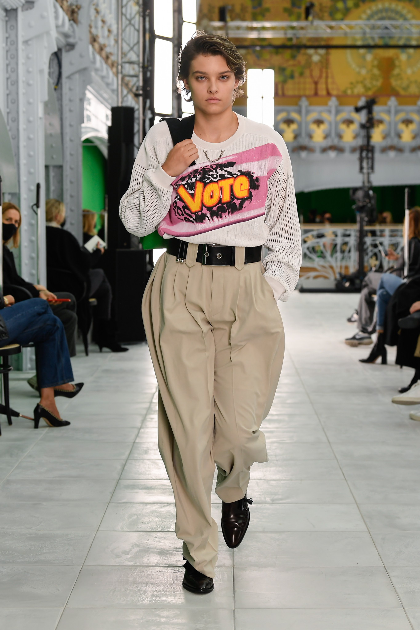 Louis Vuitton RTW Spring 2021