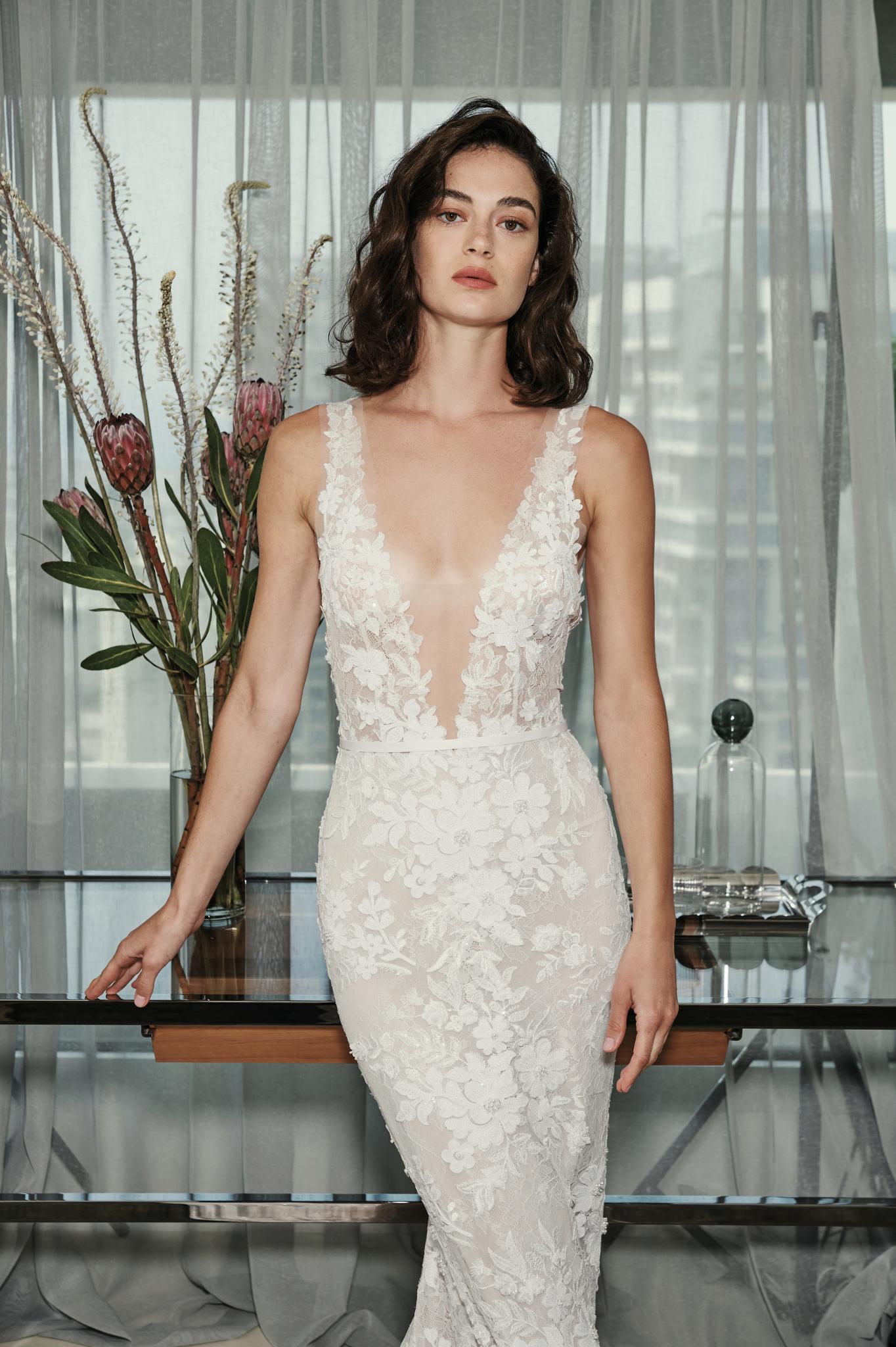 Mira Zwillinger Bridal Spring 2021