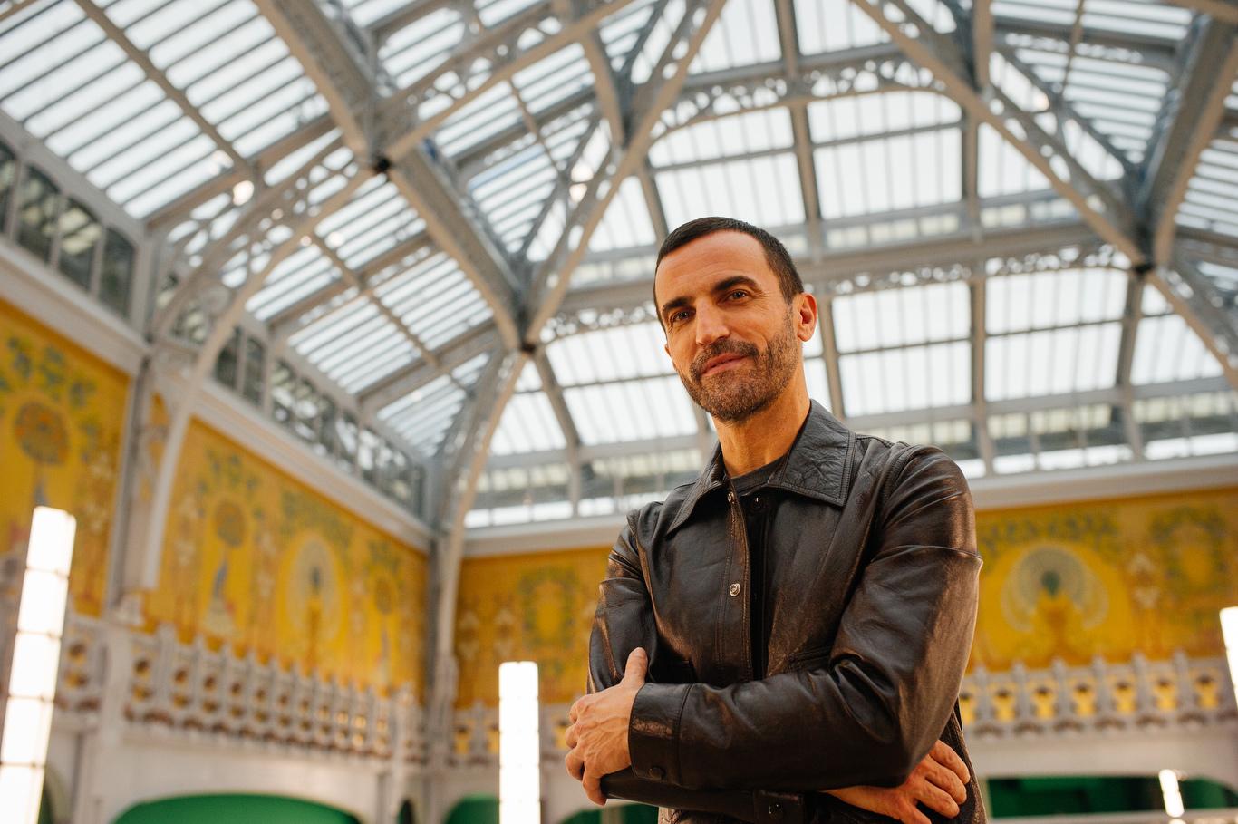 Louis Vuitton's Nicolas Ghesquière Talks Spring 2021 Show – WWD