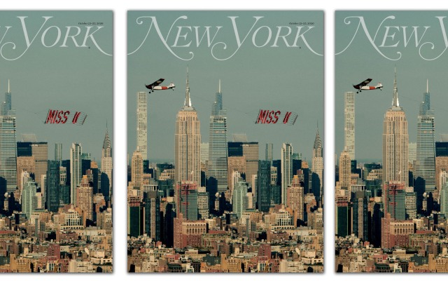 New York Magazine's latest cover.
