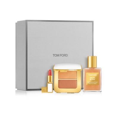 Tom Ford Soleil Blanc Shimmering Body Oil Set