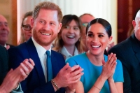 Prince Harry and Meghan Markle Launch Website for Archewell Foundation