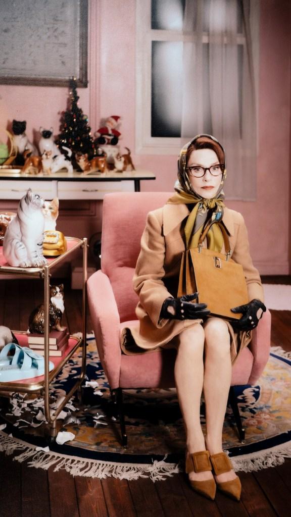 Isabelle Huppert x Roger Vivier