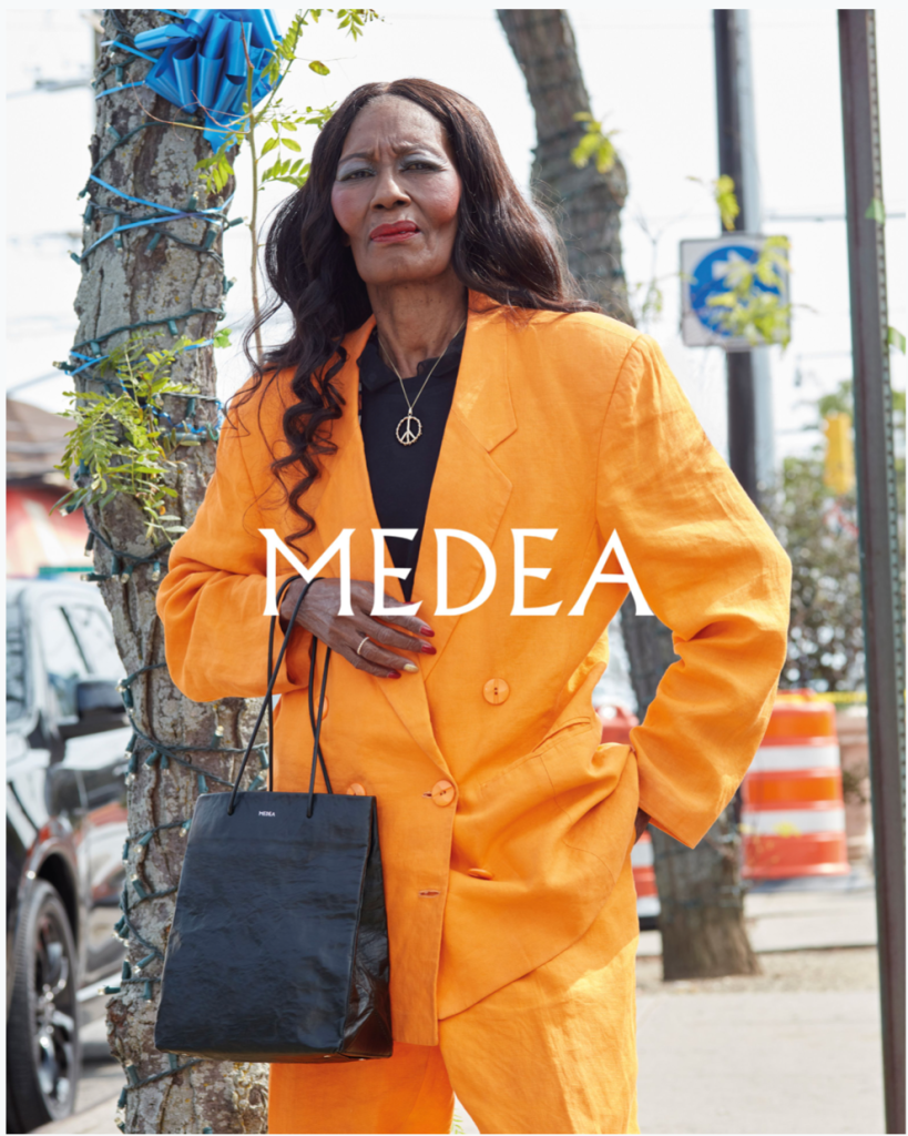 Medea's latest campaign