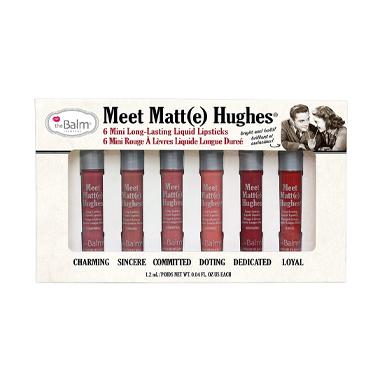 The Balm Meet Matte Hues Vol. 3