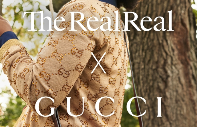 The RealReal/Gucci