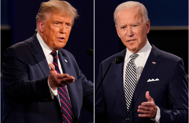 How to Watch the Last 2020 Presidential Debate on Oct. 22