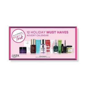 Ulta Beauty 12 Holiday Must-Haves Advent Calendar