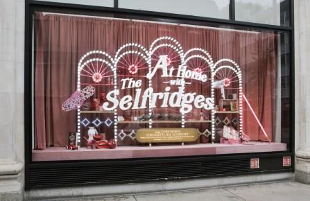 Selfridges debuts 'Once Upon a Christmas' festive campaign